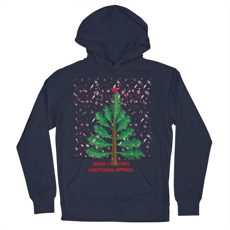ChristGang Ugly Sweater Women's French Terry Pullover Hoody by ChristGang Apparel