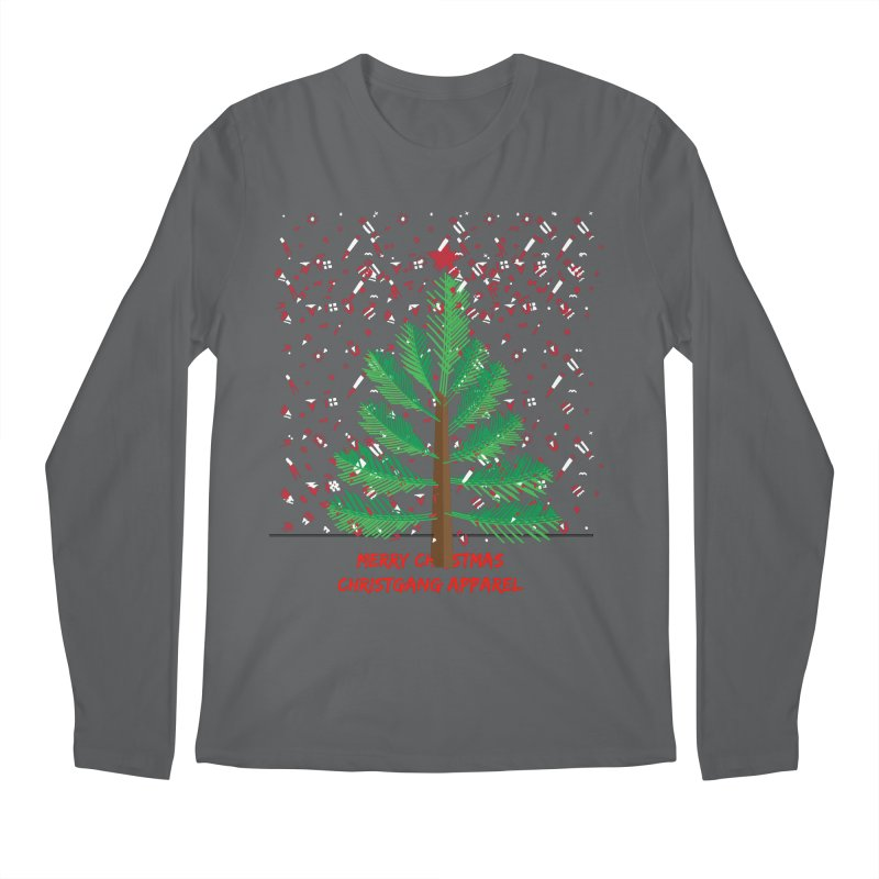 ChristGang Ugly Sweater Men's Longsleeve T-Shirt by ChristGang Apparel