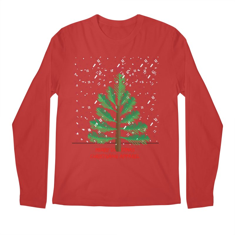 ChristGang Ugly Sweater Men's Regular Longsleeve T-Shirt by ChristGang Apparel