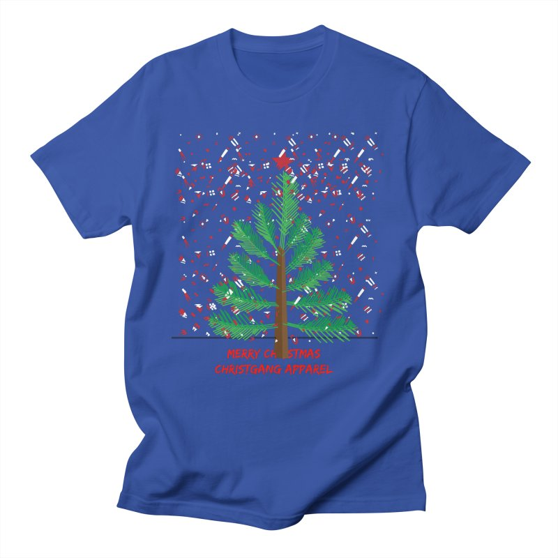 ChristGang Ugly Sweater Men's T-Shirt by ChristGang Apparel