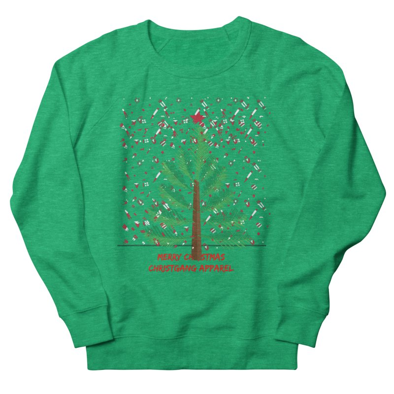 ChristGang Ugly Sweater Women's Sweatshirt by ChristGang Apparel