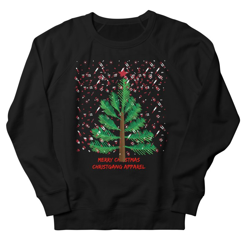 ChristGang Ugly Sweater Women's French Terry Sweatshirt by ChristGang Apparel