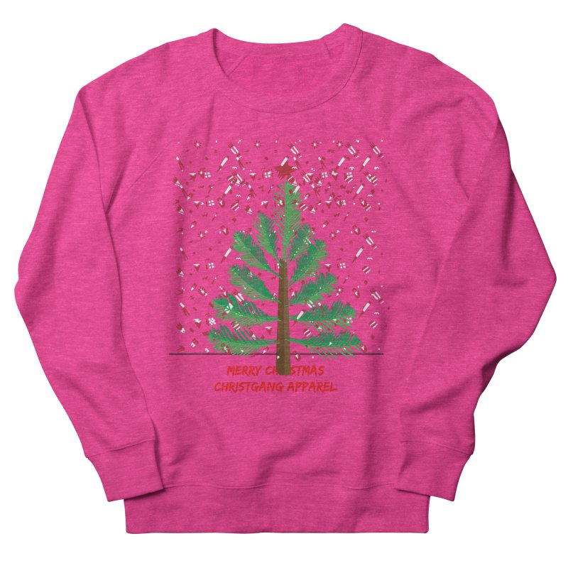 ChristGang Ugly Sweater Men's Sweatshirt by ChristGang Apparel