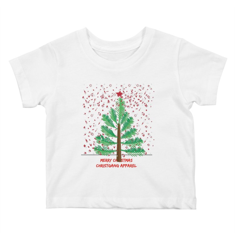 ChristGang Ugly Sweater Kids Baby T-Shirt by ChristGang Apparel