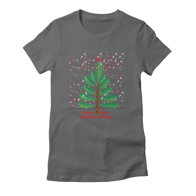 ChristGang Ugly Sweater Women's T-Shirt by ChristGang Apparel