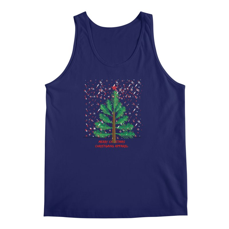 ChristGang Ugly Sweater Men's Tank by ChristGang Apparel