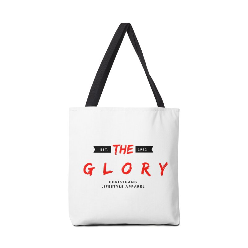 The Glory Accessories Tote Bag Bag by ChristGang Apparel