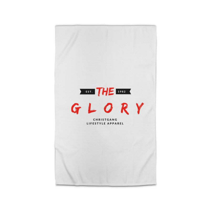 The Glory Home Rug by ChristGang Apparel