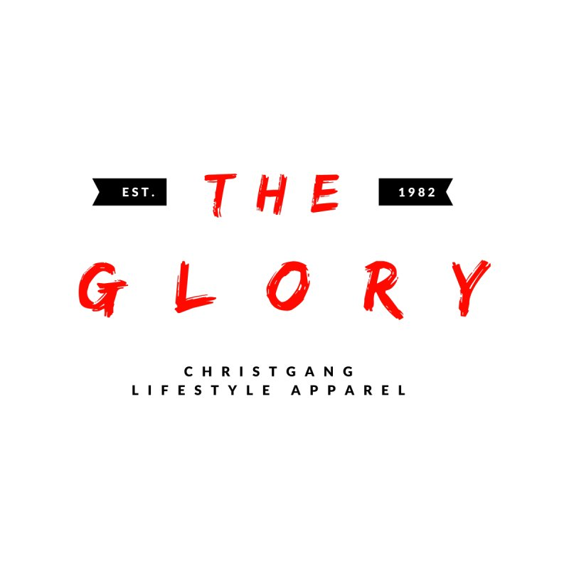 The Glory Home Throw Pillow by ChristGang Apparel