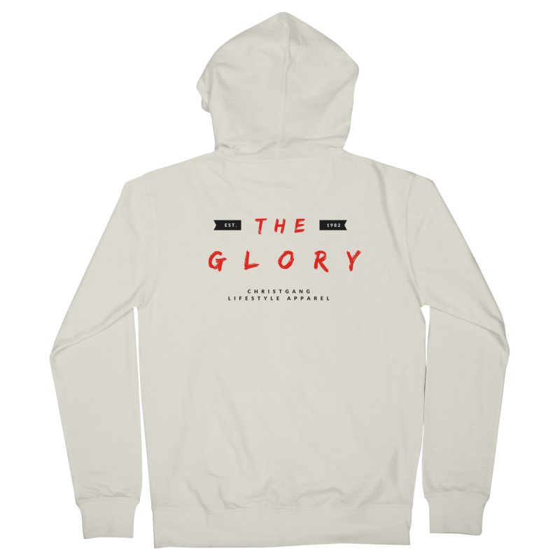 The Glory Women's Zip-Up Hoody by ChristGang Apparel