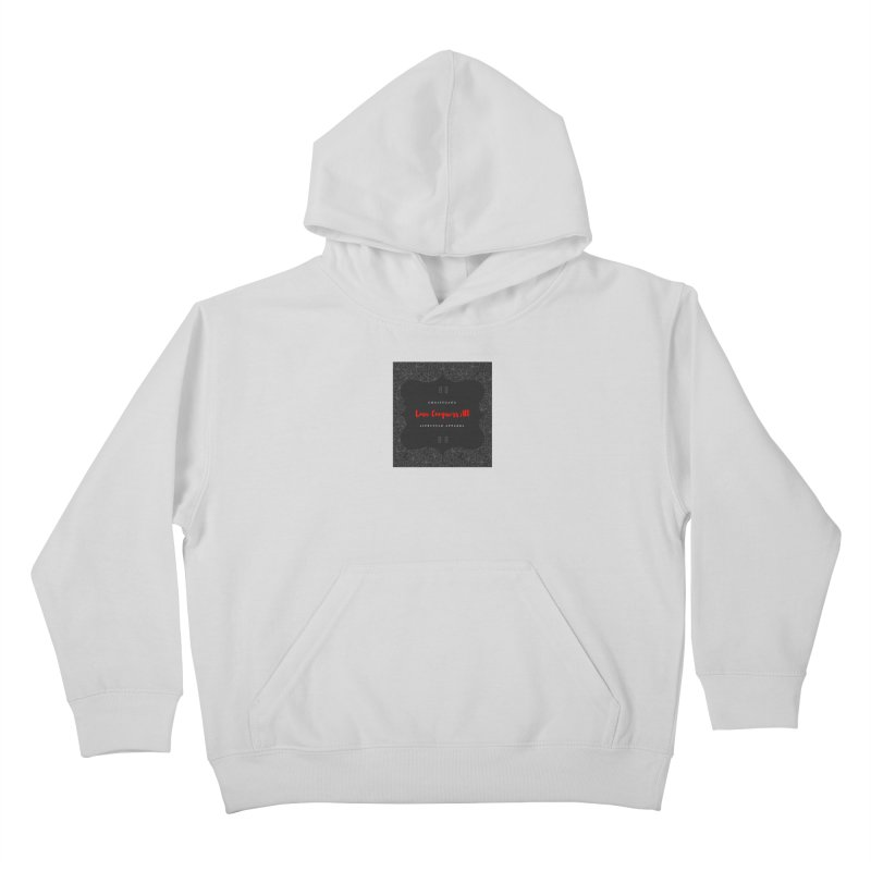 Love Conquers All Kids Pullover Hoody by ChristGang Apparel