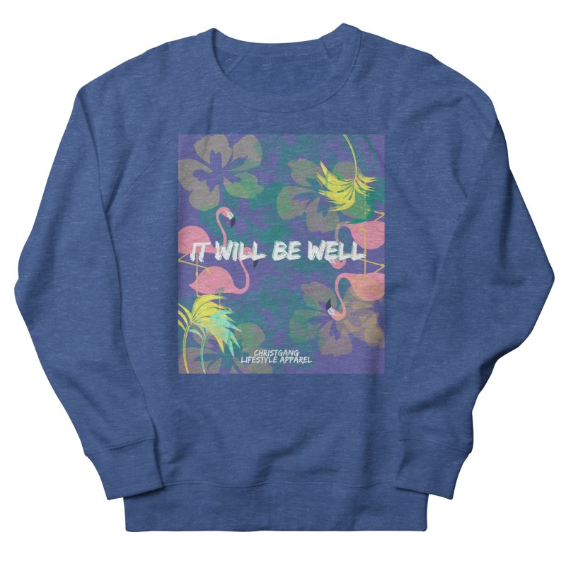 Somewhere In The Tropics Men's Sweatshirt by ChristGang Apparel