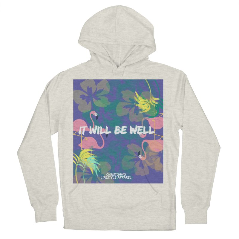 Somewhere In The Tropics Women's Pullover Hoody by ChristGang Apparel