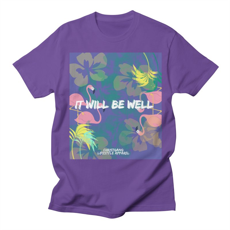 Somewhere In The Tropics Men's T-Shirt by ChristGang Apparel