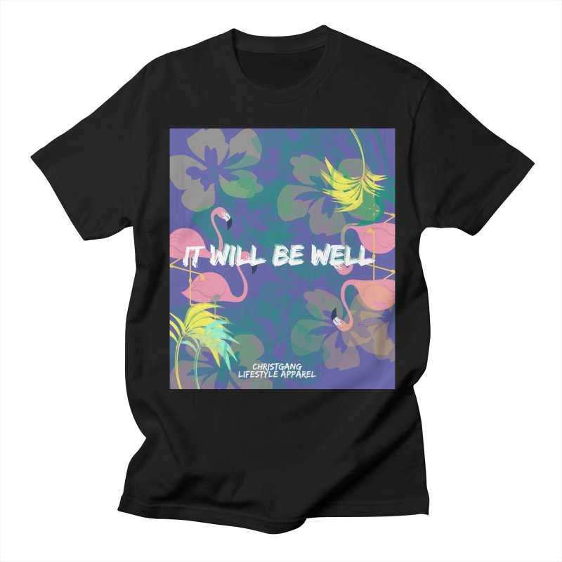 Somewhere In The Tropics Women's Regular Unisex T-Shirt by ChristGang Apparel