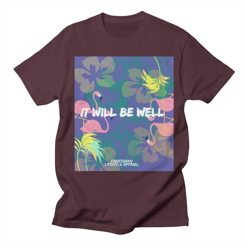 Somewhere In The Tropics Women's Unisex T-Shirt by ChristGang Apparel