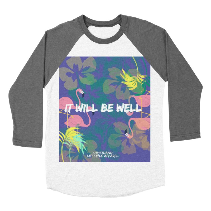 Somewhere In The Tropics Women's Longsleeve T-Shirt by ChristGang Apparel