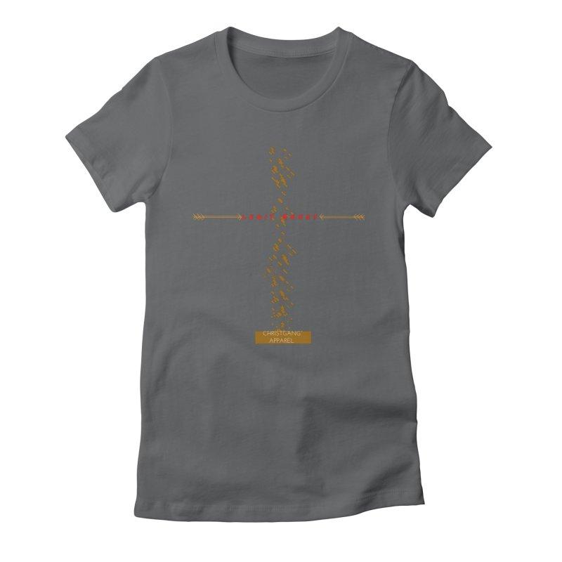 Legit Money Women's T-Shirt by ChristGang Apparel