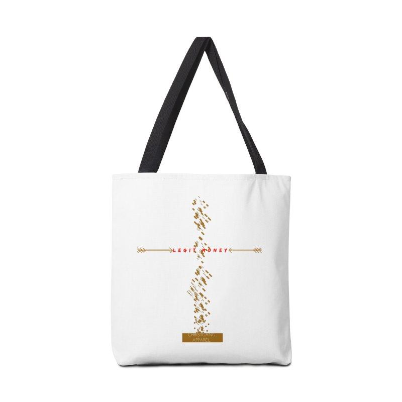 Legit Money Accessories Bag by ChristGang Apparel