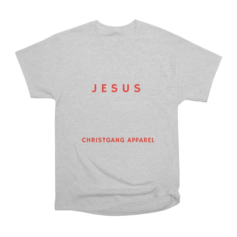 Men's None by ChristGang Apparel