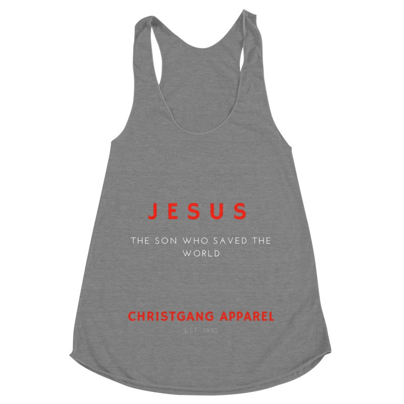 Women's None by ChristGang Apparel