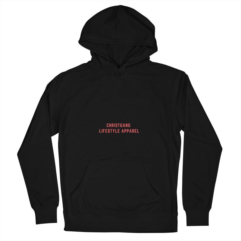 Uncorrupted Women's French Terry Pullover Hoody by ChristGang Apparel