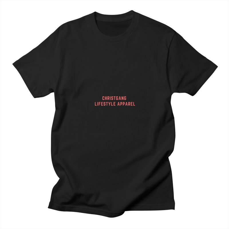 Uncorrupted Women's Unisex T-Shirt by ChristGang Apparel