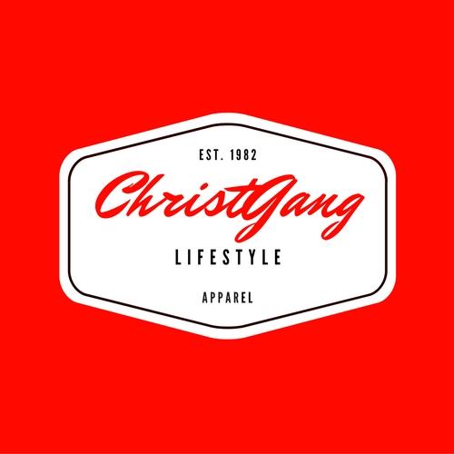 ChristGang Apparel  Logo