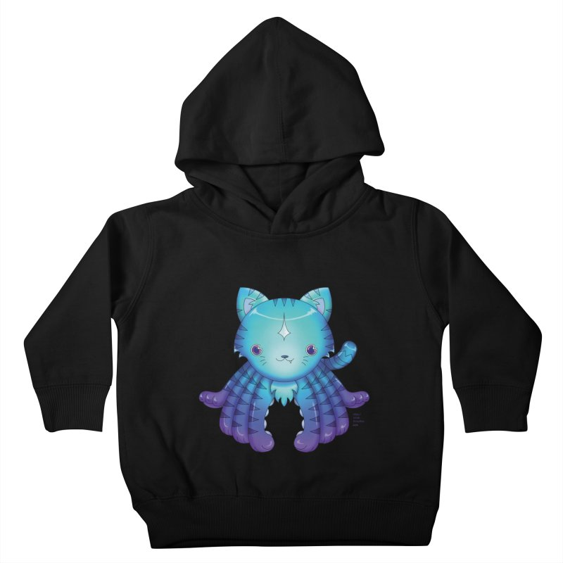 Octopuss Kids Toddler Pullover Hoody by Christi Kennedy