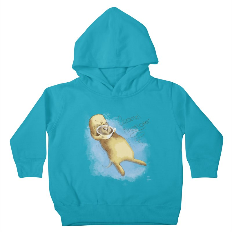 Caramel Macchiotter Kids Toddler Pullover Hoody by Christi Kennedy