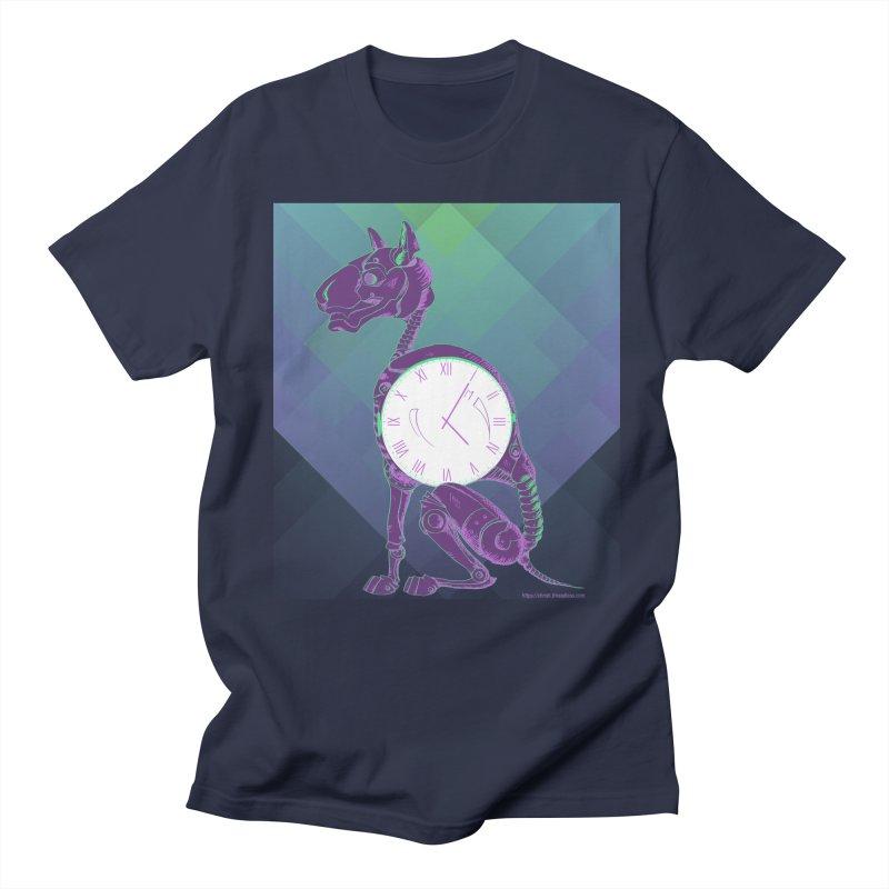 ®0807 K9 Men's T-Shirt by Christi Kennedy