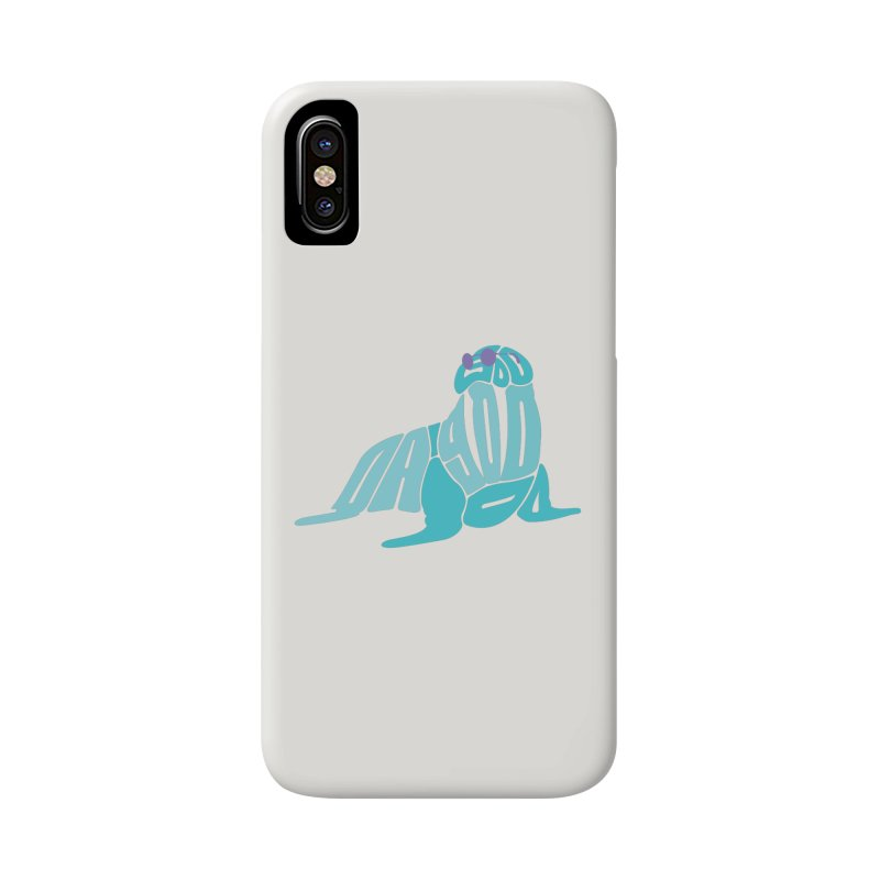 I am the Walrus Accessories Phone Case by Christi Kennedy