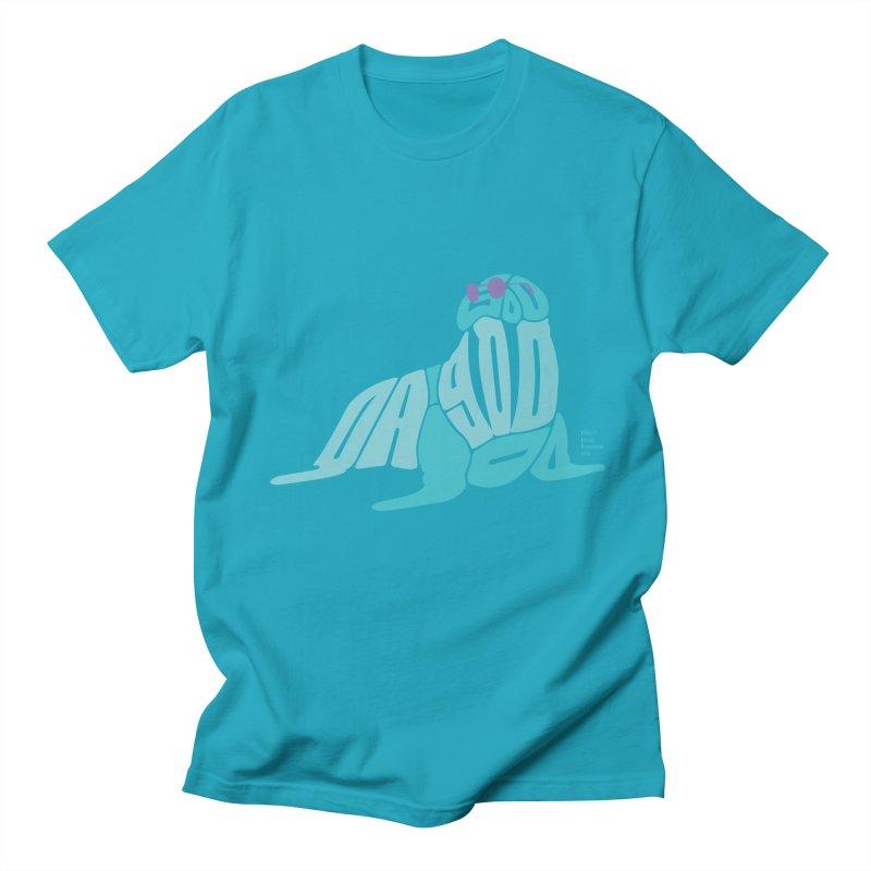 I am the Walrus Men's T-shirt by Christi Kennedy