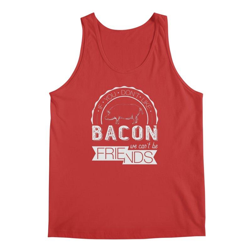 Bacon Friends Men's Tank by Christi Kennedy