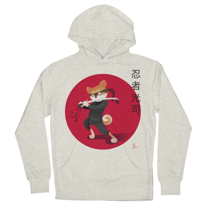 A Ninja Named Koji Women's Pullover Hoody by Christi Kennedy