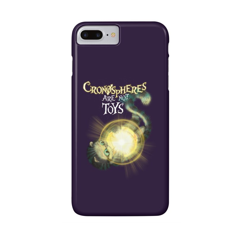 Chronospheres are (not) Toys Accessories Phone Case by Christi Kennedy