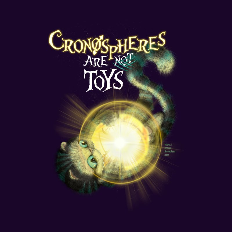 Chronospheres are (not) Toys Kids T-Shirt by Christi Kennedy