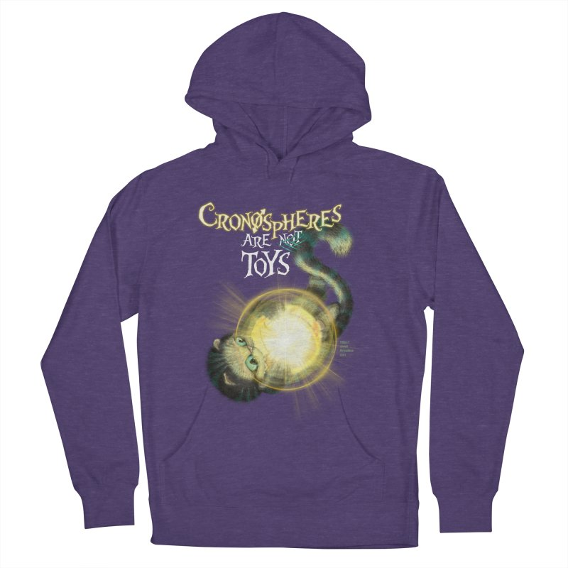 Chronospheres are (not) Toys Women's Pullover Hoody by Christi Kennedy