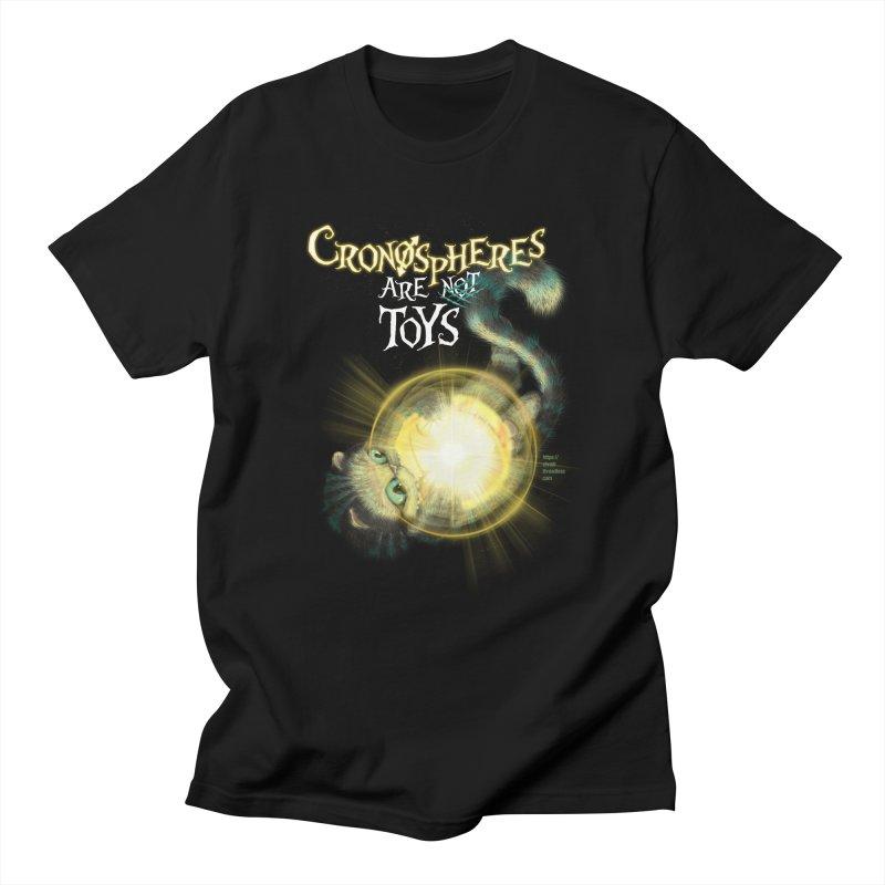 Chronospheres are (not) Toys Men's T-Shirt by Christi Kennedy