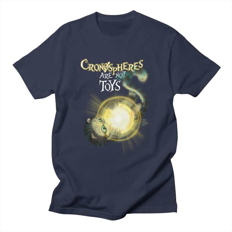 Chronospheres are (not) Toys Men's Regular T-Shirt by Christi Kennedy
