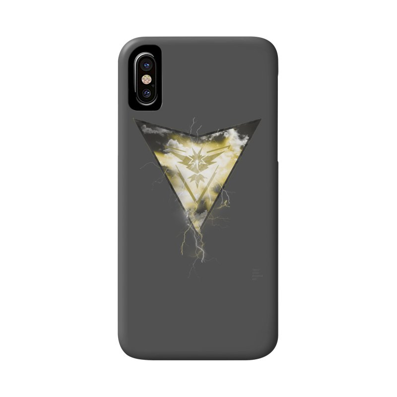 Team Instinct Accessories Phone Case by Christi Kennedy