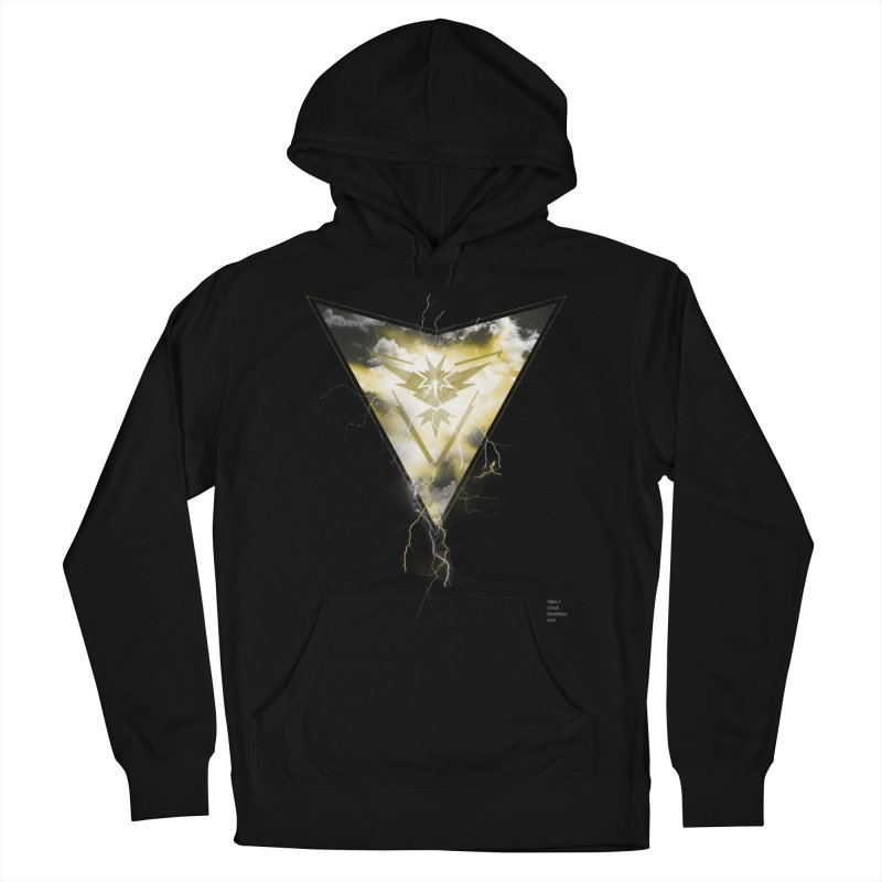 Team Instinct Women's Pullover Hoody by Christi Kennedy