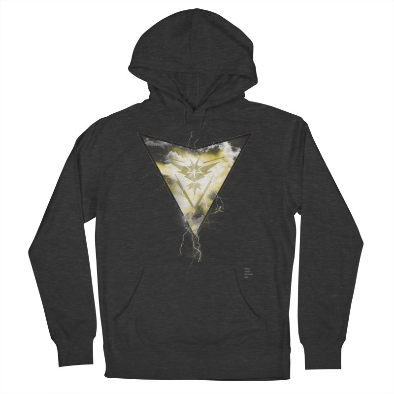 Team Instinct Men's Pullover Hoody by Christi Kennedy