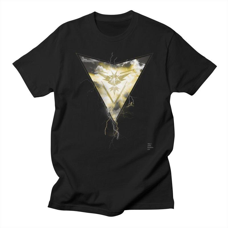 Team Instinct Men's T-Shirt by Christi Kennedy