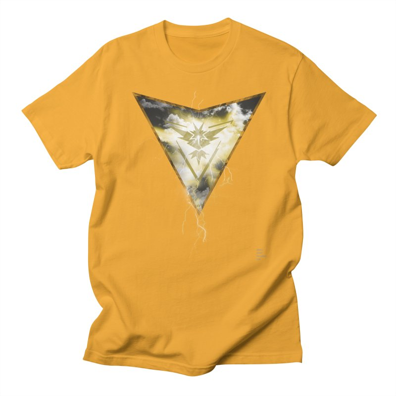 Team Instinct Men's Regular T-Shirt by Christi Kennedy