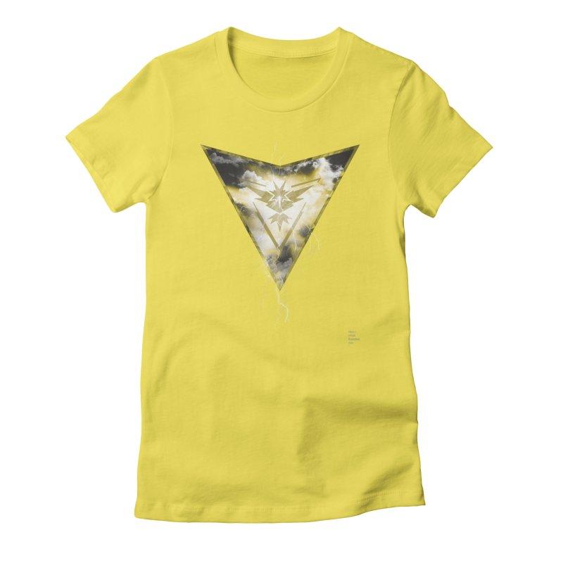 Team Instinct Women's T-Shirt by Christi Kennedy