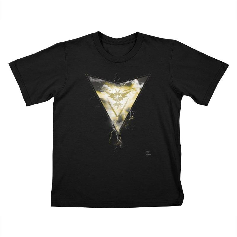 Team Instinct Kids T-Shirt by Christi Kennedy