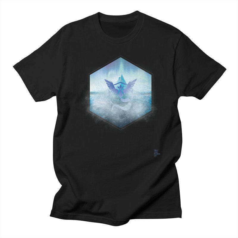 Team Mystic Men's Regular T-Shirt by Christi Kennedy