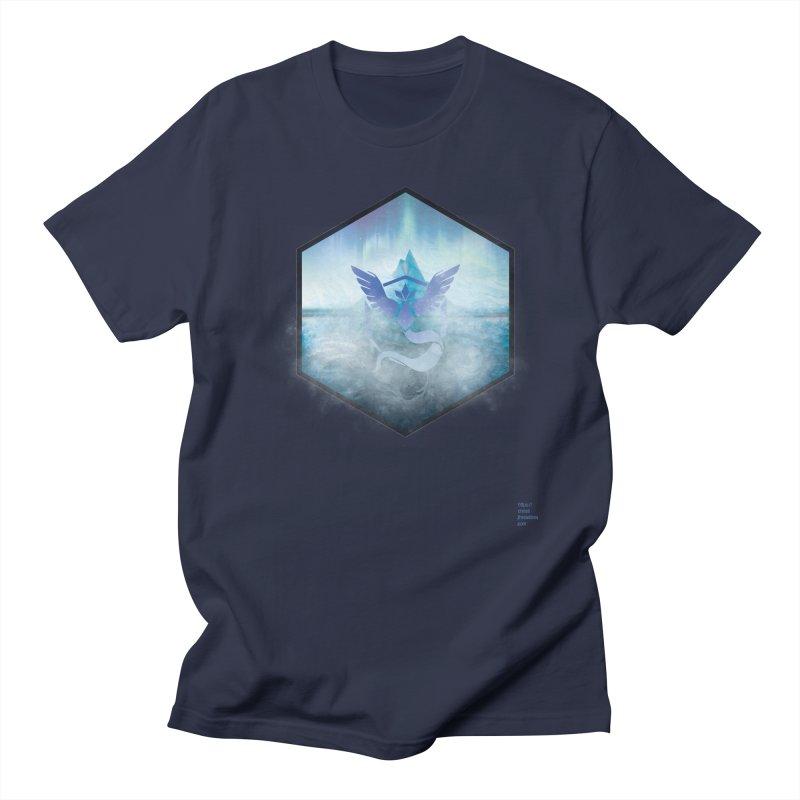 Team Mystic Men's T-shirt by Christi Kennedy