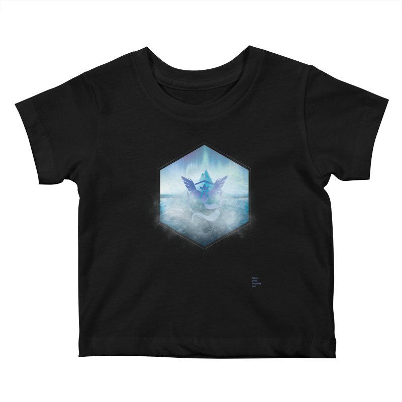 Team Mystic Kids Baby T-Shirt by Christi Kennedy